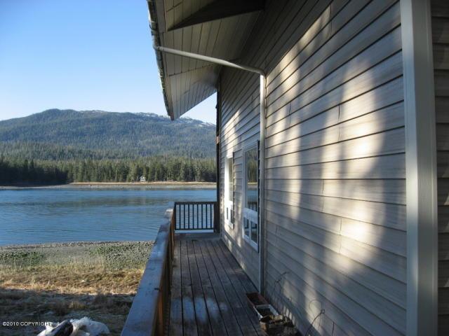 Mitkof island alaska cabin price change