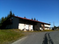Petersburg Alaska Commercial Warehouse Office Building For Sale