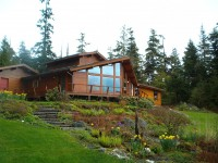 Wrangell Alaska Custom Waterfront Home