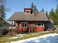 Petersburg Alaska Waterfront Home for Sale on Wrangell Narrows