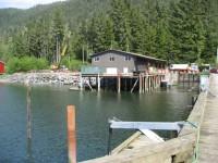 400 Mitkof6 View of Building from Dock